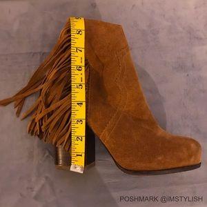 Jeffrey Campbell Shoes - SALE MINT Jeffrey Campbell Prance Fringe Boots